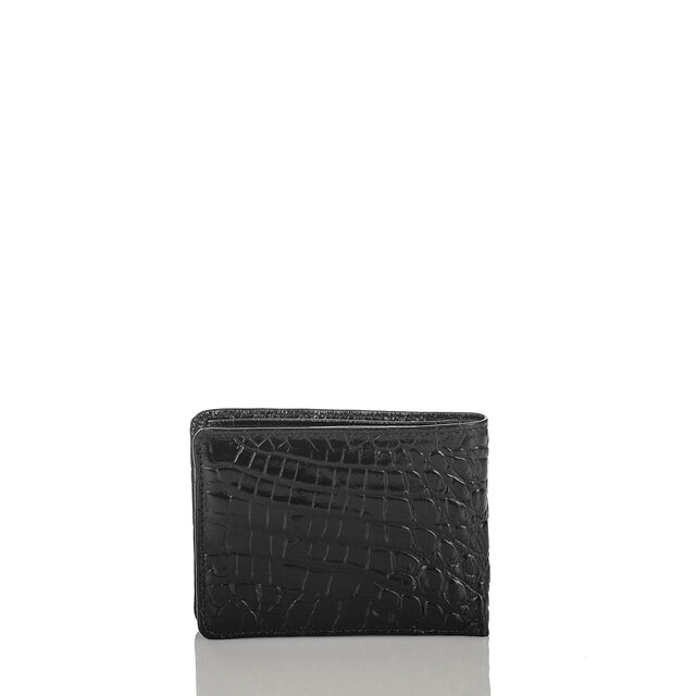 Billfold Black Melbourne, Black, hi-res