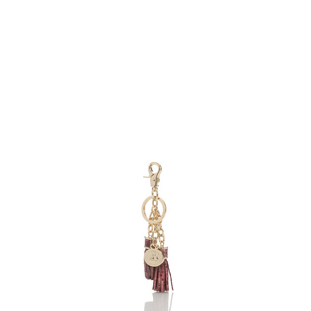 Tassel Key Ring Wisteria Melbourne