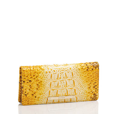Ady Wallet Canary Ombre Melbourne Side