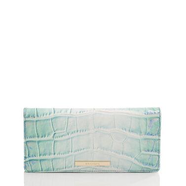 Ady Wallet Sapphire Soleil Front