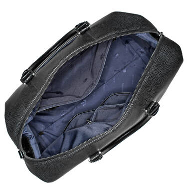 Duxbury Duffle Black Avalon Interior