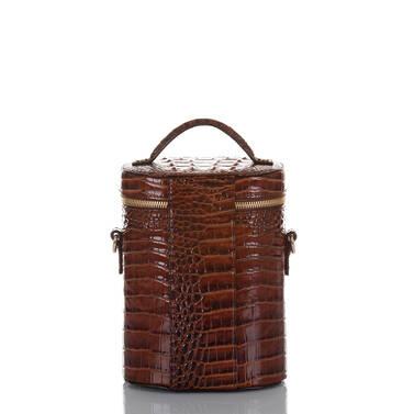 Brynn Barrel Bag Pecan Melbourne Back