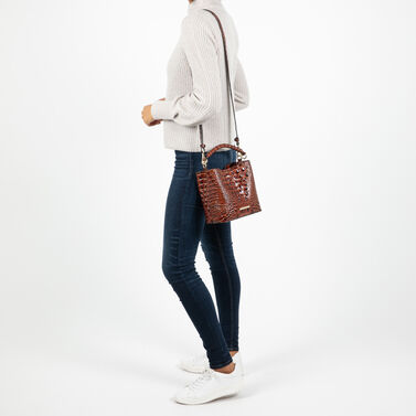 Mini Amelia Tan Rosario Front