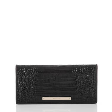 Ady Wallet Black Holmes Front