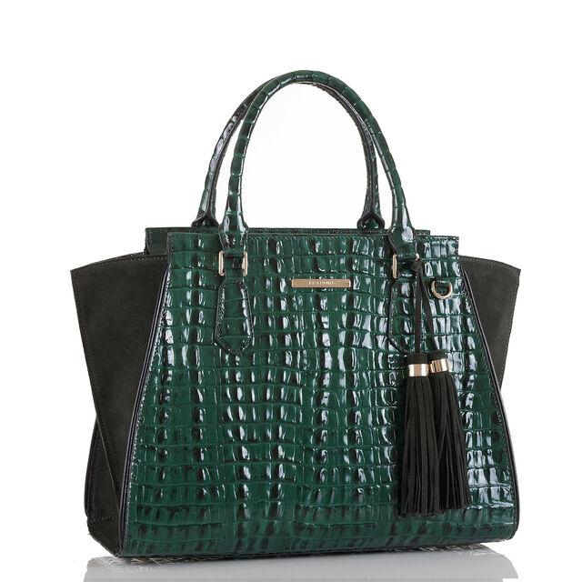 Priscilla Satchel Emerald Moore, Emerald, hi-res