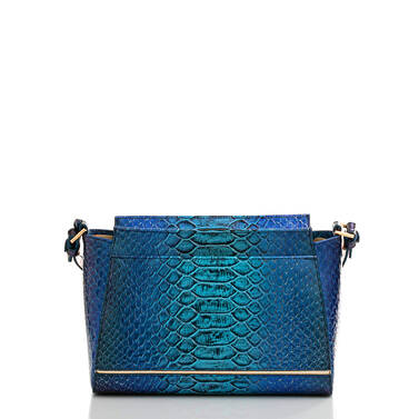 Hillary Electric Blue Ateague Back