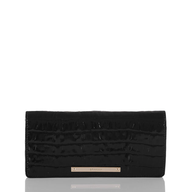 Ady Wallet Black La Scala, Black, hi-res