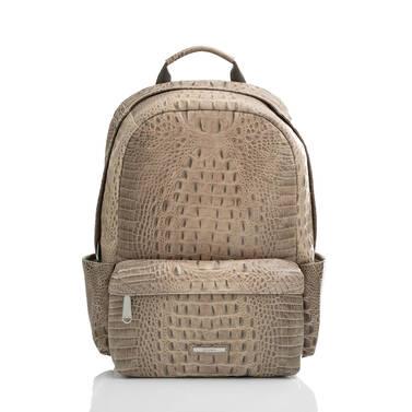 Lucas Backpack Biscuit Valley Front Brahmin Exclusive