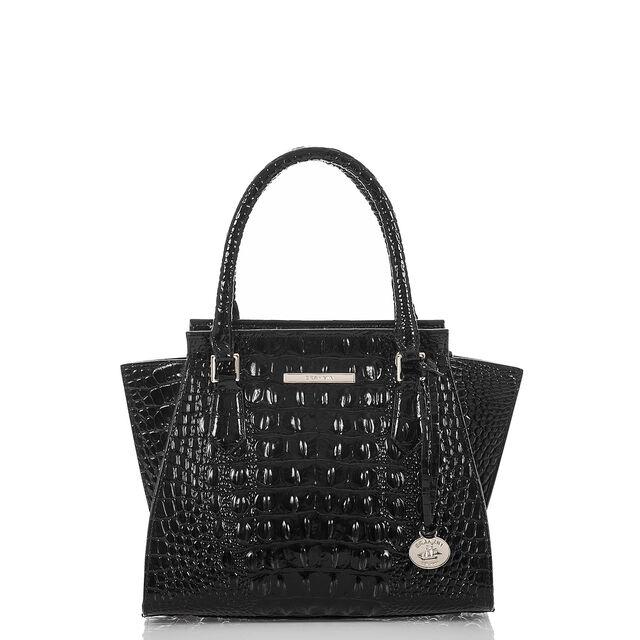 Mini Priscilla Black Melbourne, Black, hi-res