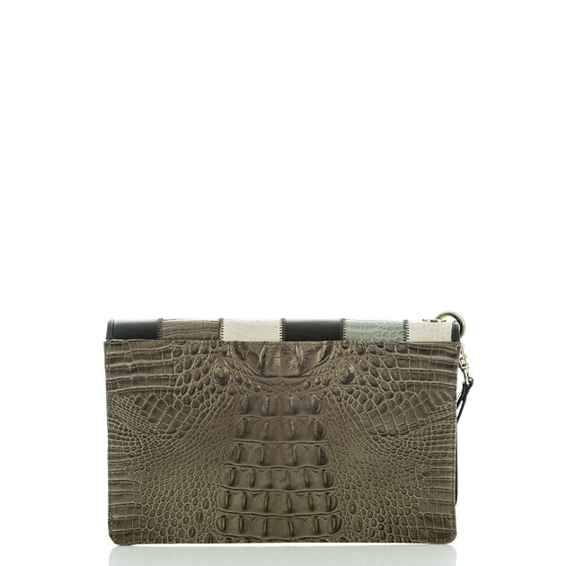 Lily Pouch Silver Sage Caspian
