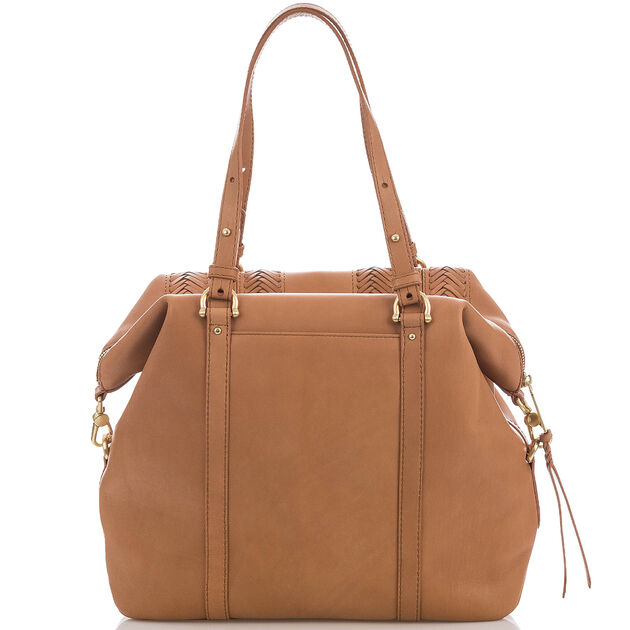 Delaney Tote Tan Knoxville