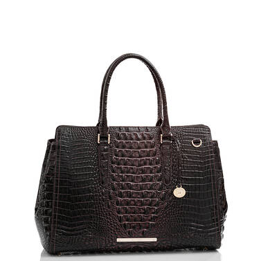 Finley Carryall Cocoa Ombre Melbourne Side