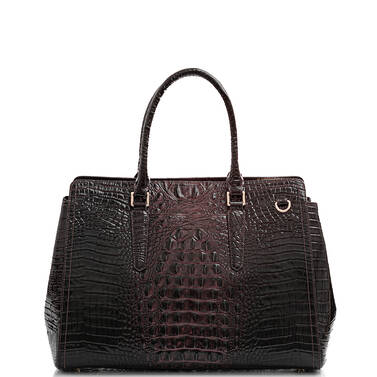 Finley Carryall Cocoa Ombre Melbourne Back