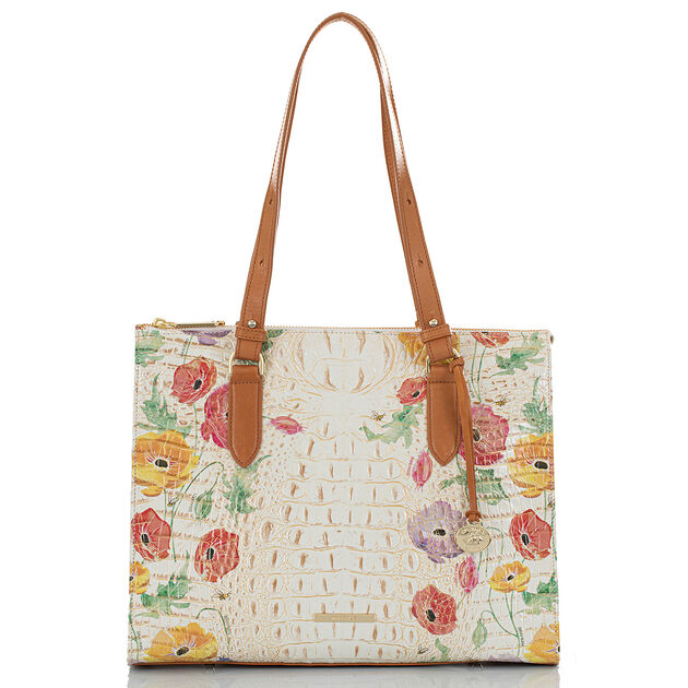 Anywhere Tote Multi Papaver, Multi, hi-res