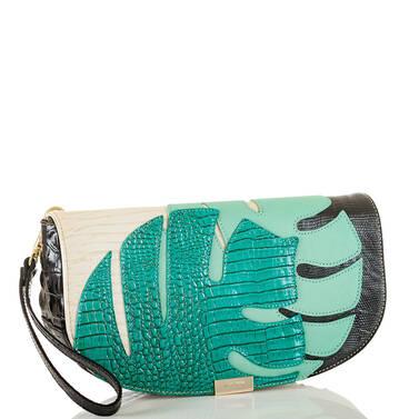 Sandrine Turquoise Belem Side