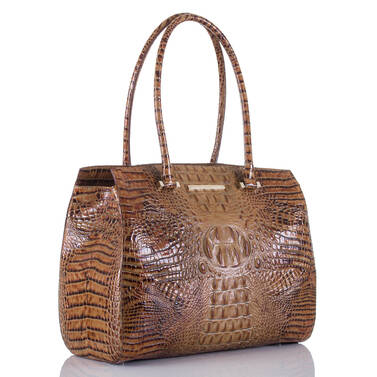 Alice Carryall Toasted Almond Melbourne Side