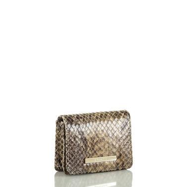 Mini Key Wallet Gold Sumatra Side