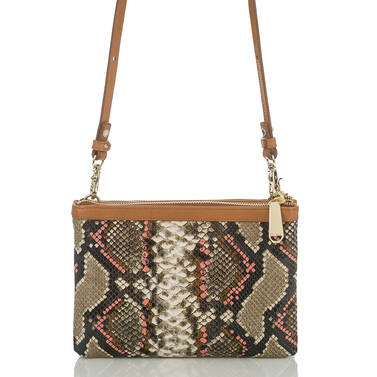 Perri Crossbody Taupe Hermosa Back