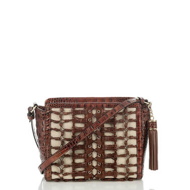 Carrie Crossbody Pecan Paseo Video Thumbnail
