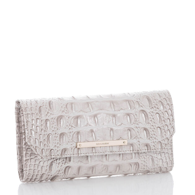 Soft Checkbook Wallet Seashell Melbourne