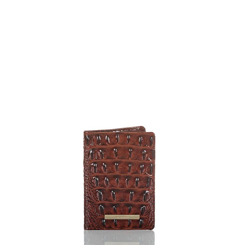 Passport Wallet Pecan Melbourne