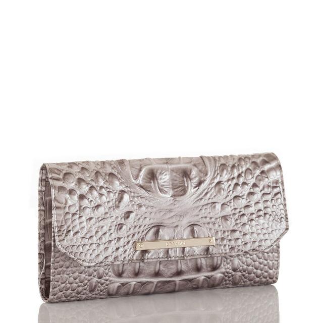 Soft Checkbook Wallet Chardonnay Melbourne, Chardonnay, hi-res