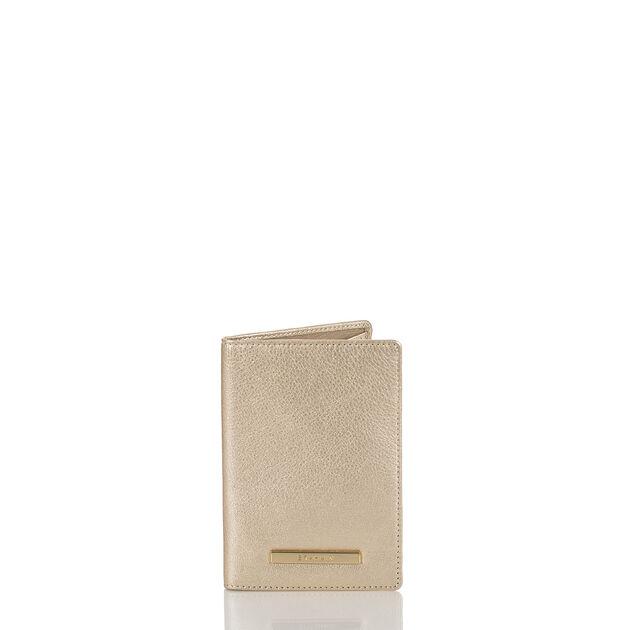 Passport Wallet Platinum Moonlit, Platinum, hi-res