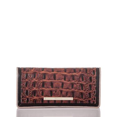 Ady Wallet Pecan Antonia Front