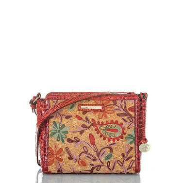 Carrie Crossbody Lava Rogers Front