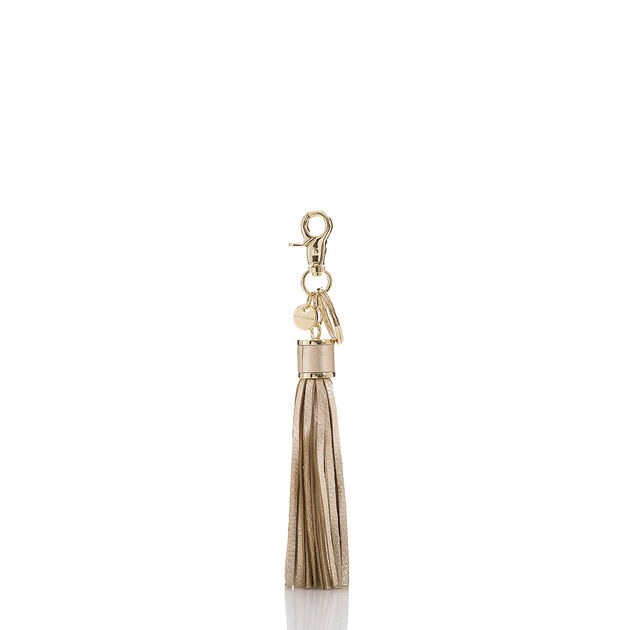 Large Tassel Platinum Moonlit, Platinum, hi-res