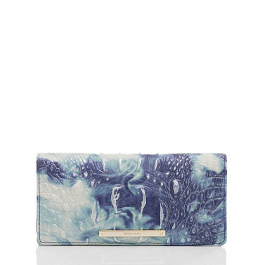 Ady Wallet Chambray Melbourne Front