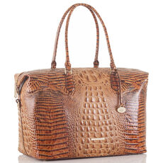 Duxbury Carryall Toasted Almond Melbourne Front
