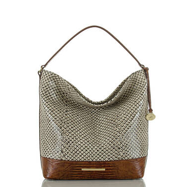 Harrison Hobo Onyx Java Front