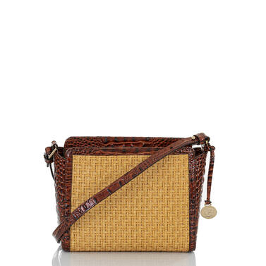 Carrie Crossbody Natural Chatham Front
