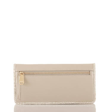 Ady Wallet Taupe Quincy Back