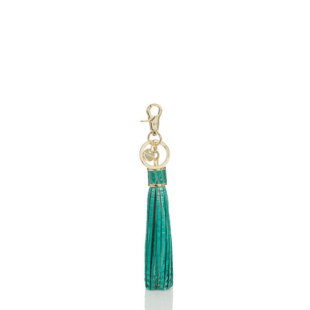 Large Tassel Turquoise Melbourne, Turquoise, hi-res