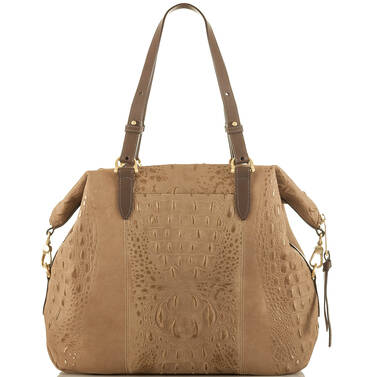 Delaney Tote Gold Wilmington Back