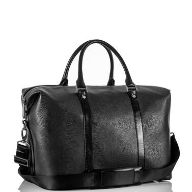 Duxbury Duffle Black Avalon Side