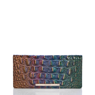 Ady Wallet Mystical Ombre Melbourne Front