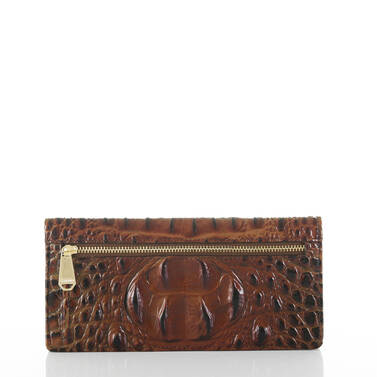 Ady Wallet Pecan Melbourne Back