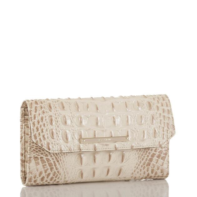 Soft Checkbook Wallet Vanilla Melbourne