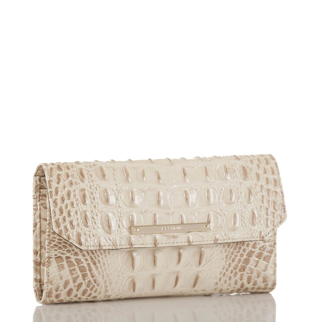 Soft Checkbook Wallet Vanilla Melbourne, Vanilla, hi-res