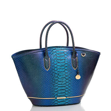 Mira Electric Blue Ateague Side