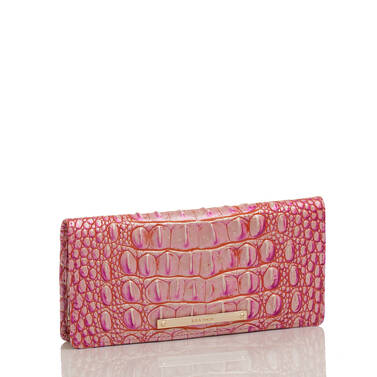 Ady Wallet Peony Ombre Melbourne Side