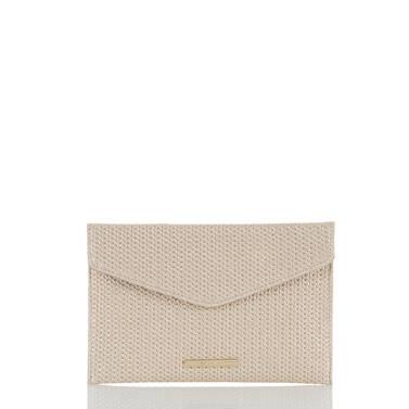 Envelope Clutch Jasmine Barclay Front