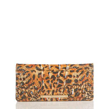 Ady Wallet Leopard Cub Melbourne Front