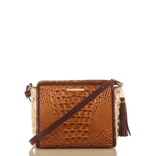 Carrie Crossbody Dark Rum Caleb