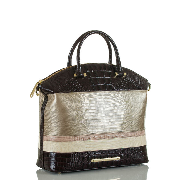 Large Duxbury Satchel Sterling Kapoor