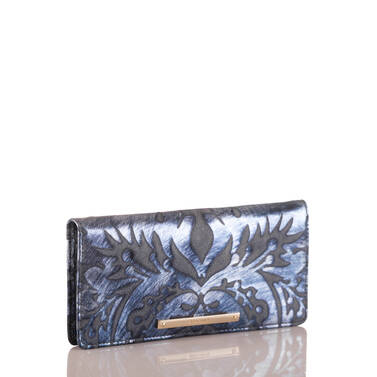 Ady Wallet Blue Shergin Side