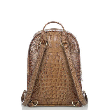 Dartmouth Backpack Toasted Almond Melbourne Back